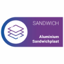 Aluminium Sandwichplaat