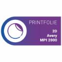 2D Avery MPI 2000 | Wit