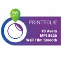 1D Avery MPI 8626 Wall Film | Smooth