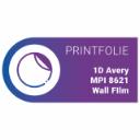 1D Avery MPI 8621 Wall Film