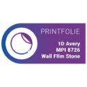 1D Avery MPI 8726 Wall Film | Stone