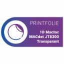 1D Mactac MACdot JT8300 | Transparant