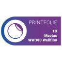 1D Mactac WW300 Wallfilm | Wit Mat