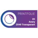 2D Avery MPI 2040 | Transparant
