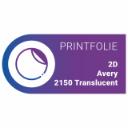 2D Avery MPI 2150 | Translucent