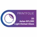 2D Aslan DFL300 | Light Etched Glass